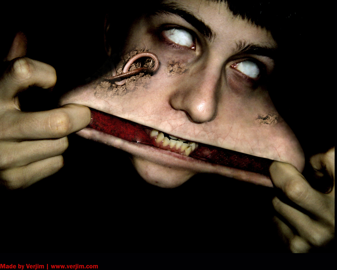 FREE HD PHOTO GALLERY Hd Horror Wallpapers 1280x1024
