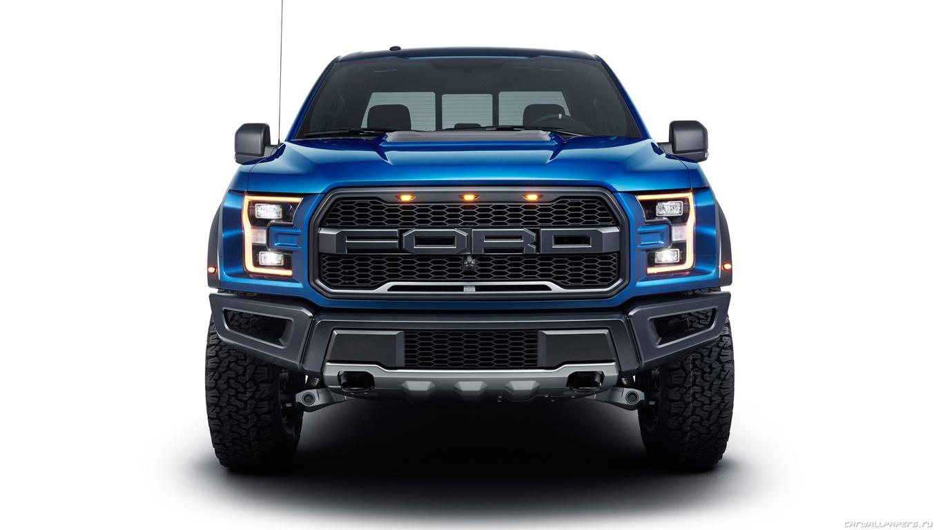 Ford F 150 Raptor   2016   2 1366x768