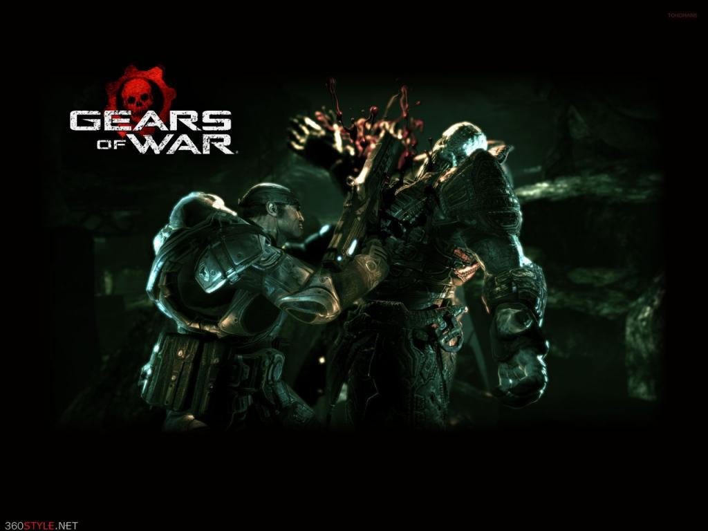 Gears Of War Wallpaper 4602 Hd Wallpapers in Games   Imagescicom 1024x768