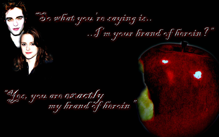 Cool Quotes Pictures Twilight Wallpapers twilight quotesjpg 700x438