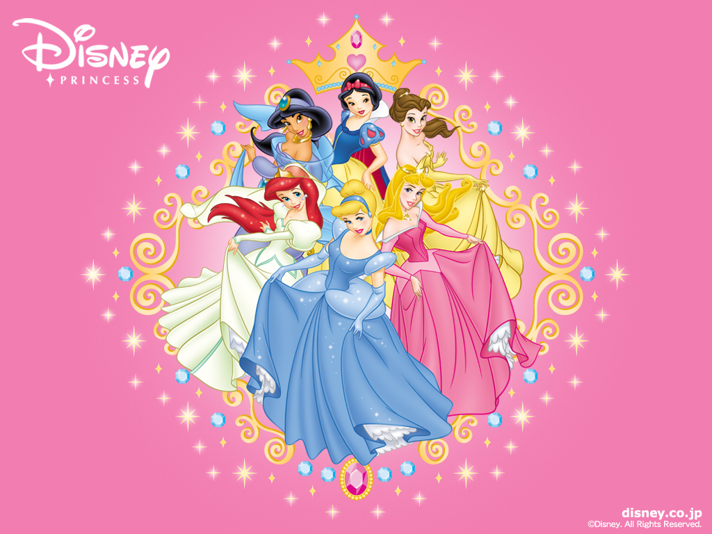 Disney Princess Wallpapers 1024x768 1024x768