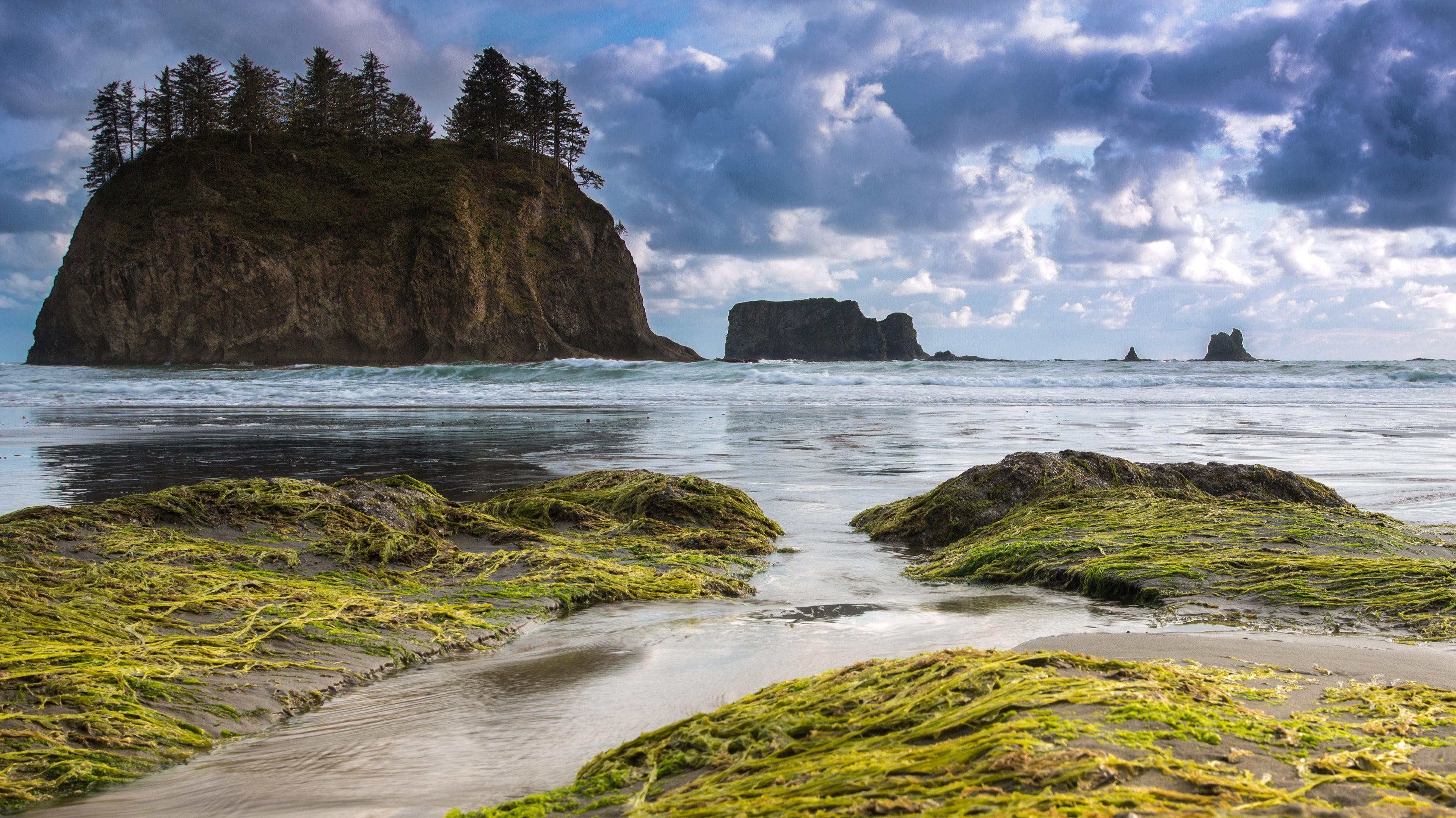 Beach National Park HD Wallpaper   New HD Wallpapers 3840x2160