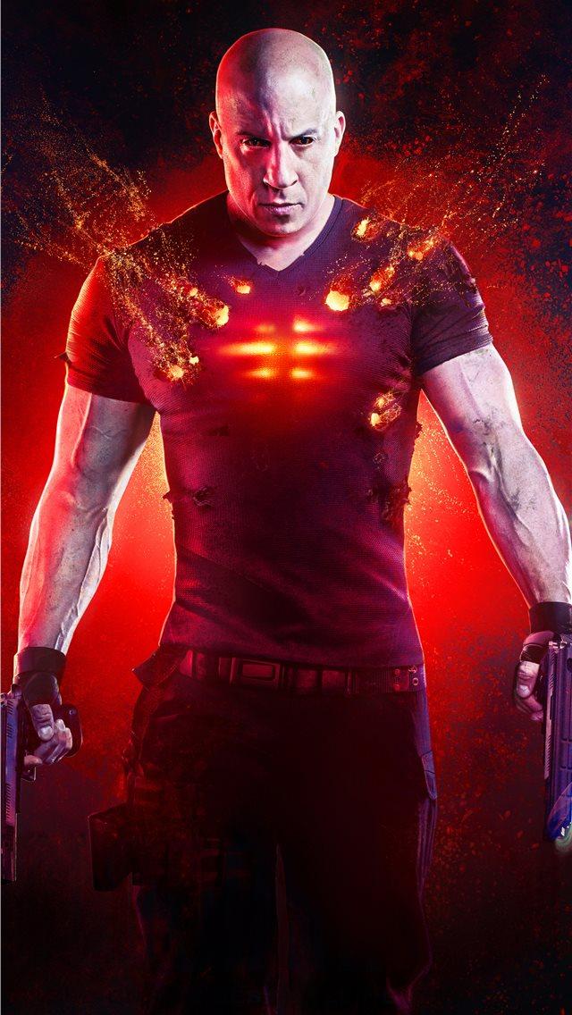 bloodshot movie 2020 5k vin diesel iPhone Wallpapers Download 640x1136