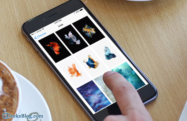 Best Live Wallpaper Apps for iPhone 6s and iPhone 6s Plus 650x421
