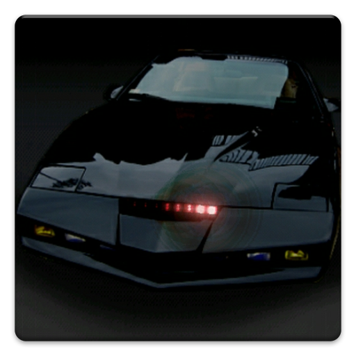 Knight Rider Li ve Wallpaper Android Themes 512x512