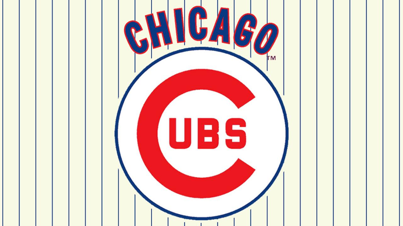 chicago cubs logo HD 169 1280x720 1366x768 1600x900 1920x1080 1280x720