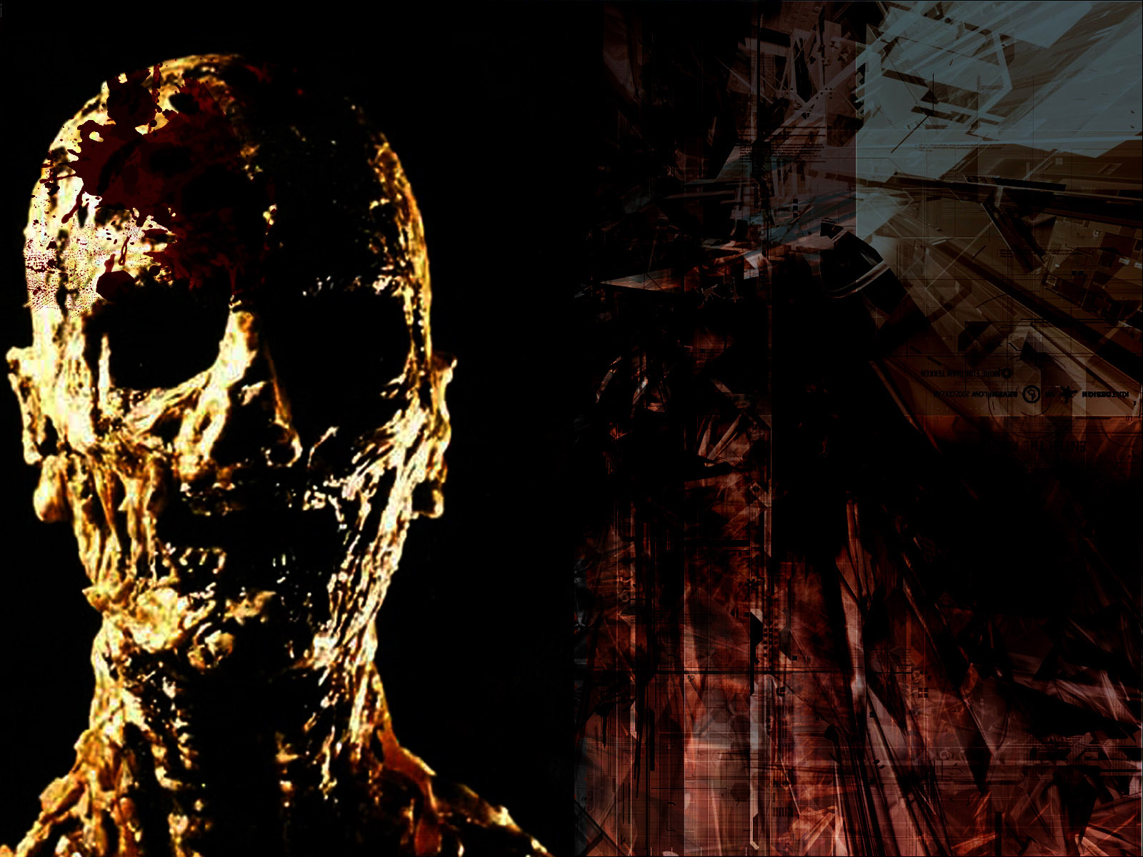 Horror wallpapers horror wallpaper Amazing Wallpapers 1600x1200