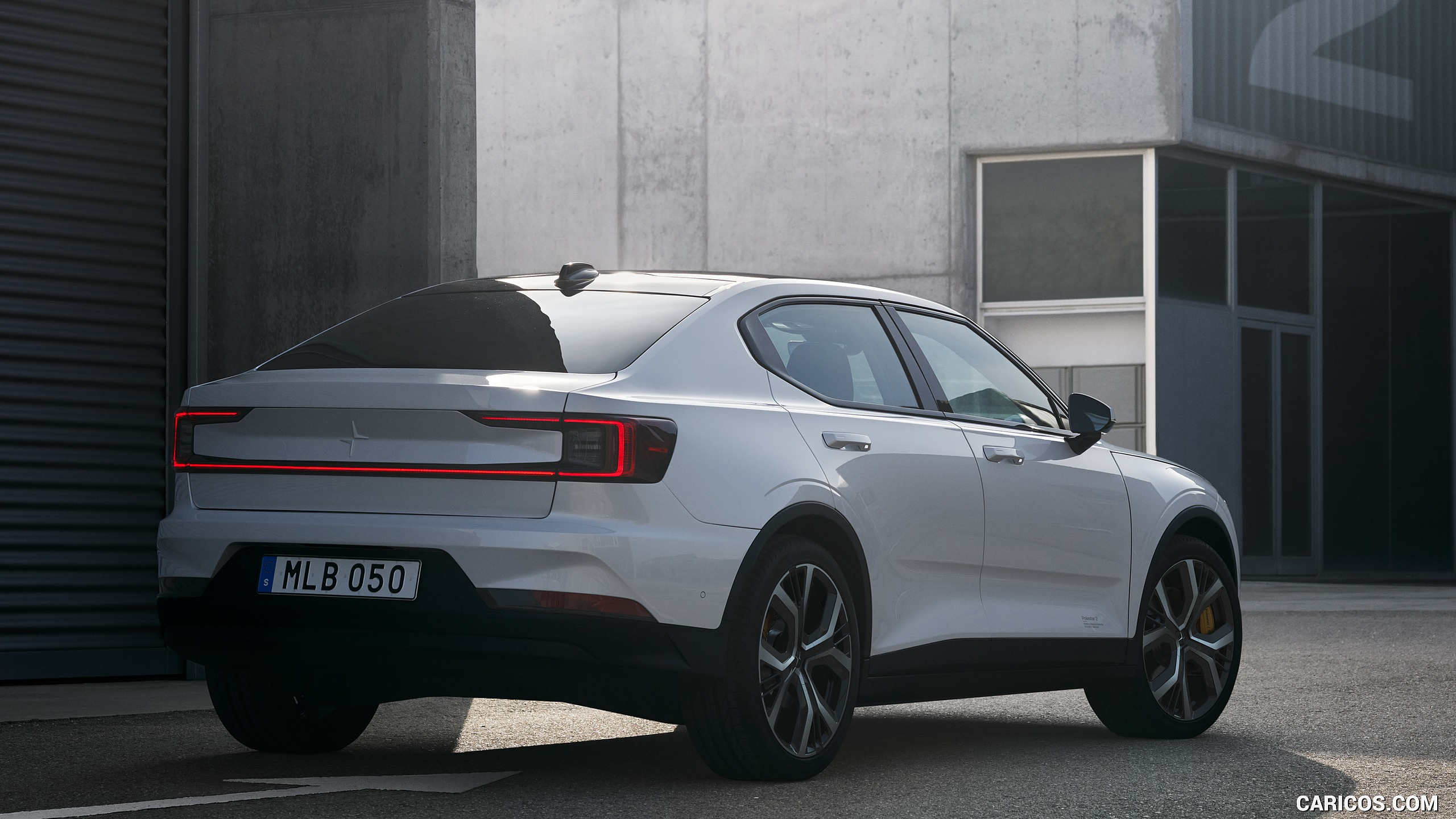 2020 Polestar 2   Rear Three Quarter HD Wallpaper 6 2560x1440