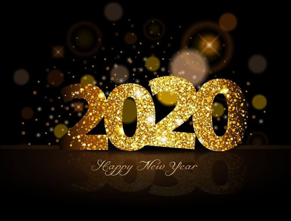 Happy New Year 2020 HD Wallpaper Images Download Happy 1000x760