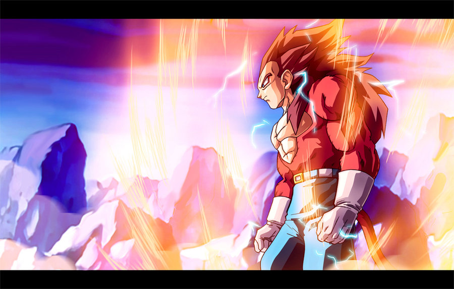 Gogeta vs broly full fight without the shenlong scene japanese dub - 4 9