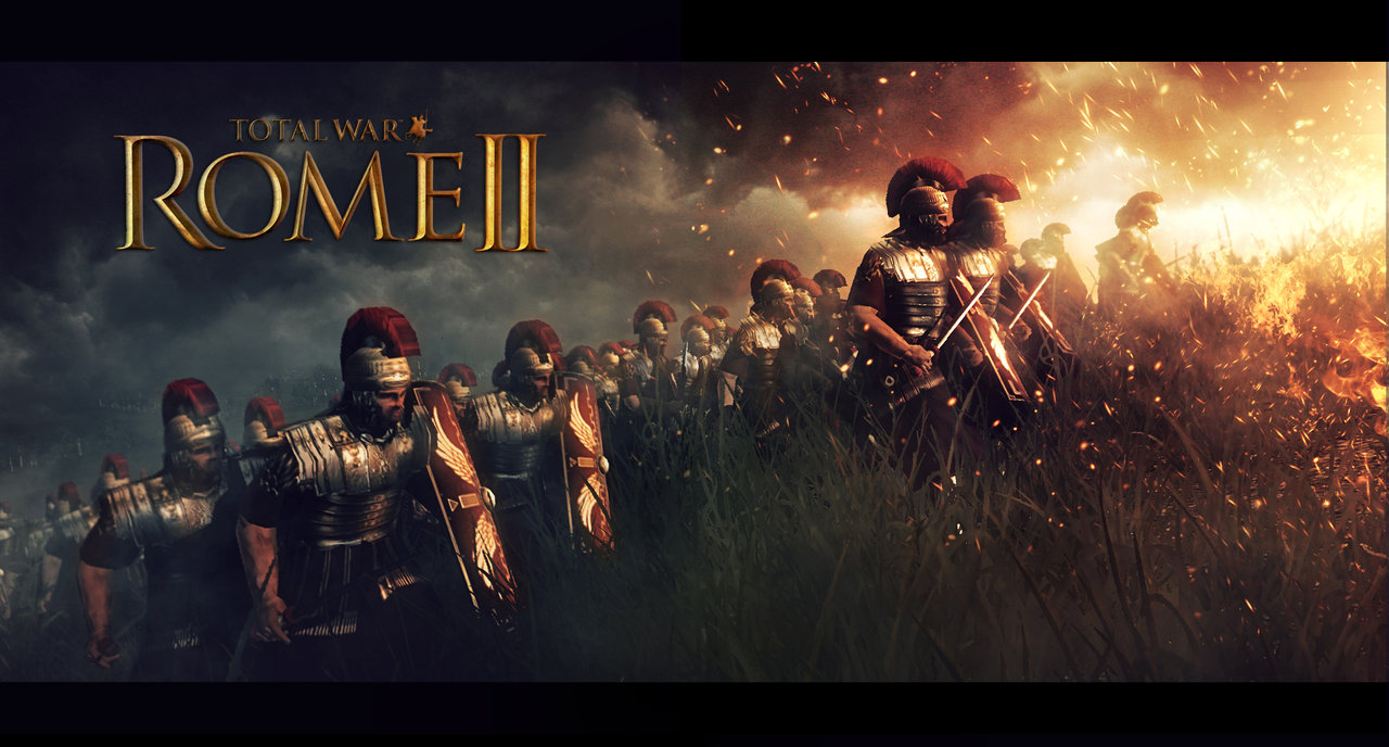 Rome II Total War   Wallpaper by MalteBlom 1280x688