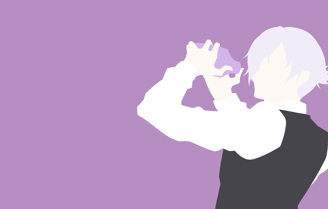 Wallpaper Minimalism guy the bartender Death Parade Parade of 1332x850