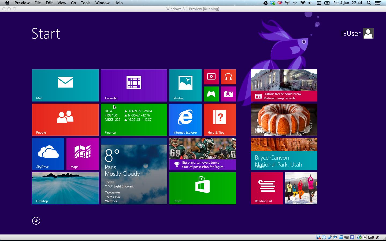 Windows 81 Default Wallpaper