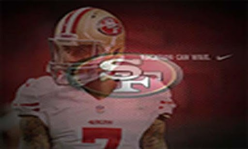 View bigger   49ers HD live wallpaper for Android screenshot 512x307