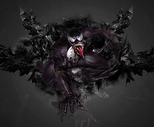 Image   Venom Wallpaperjpg   Spider Man Wiki   Peter Parker Marvel 500x413