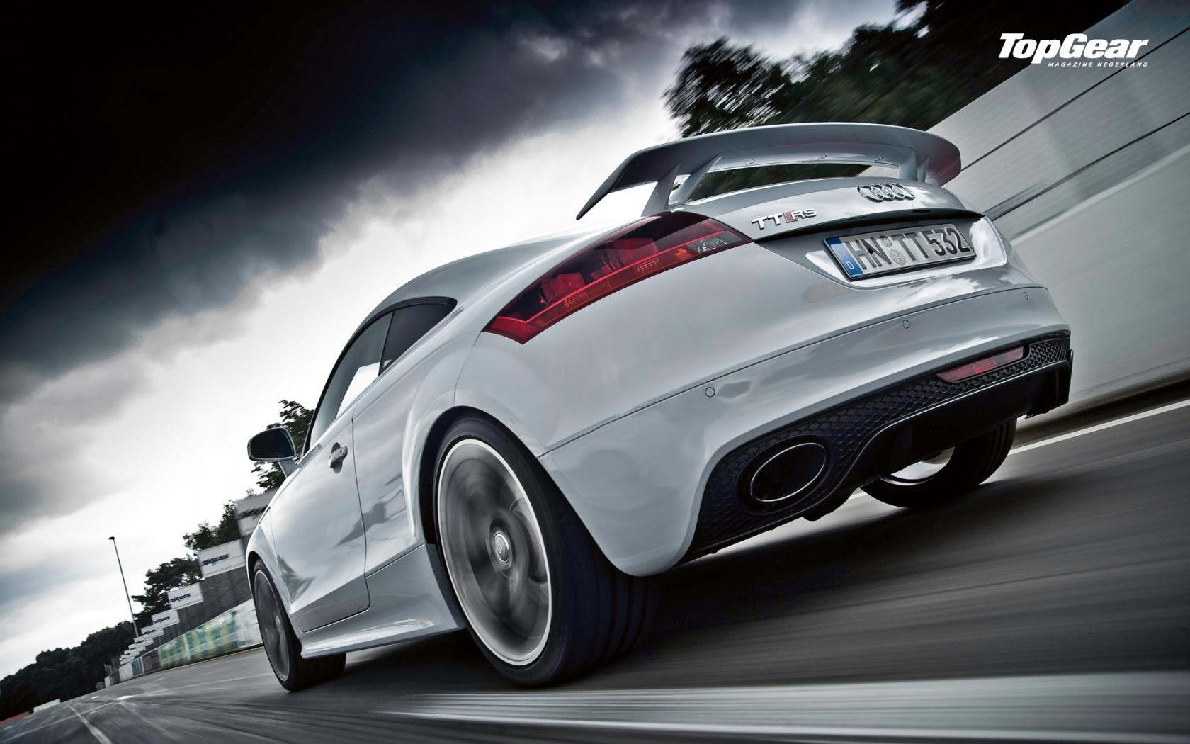 Audi tt rs Wallpapers   AudiWallpapersnet 1680x1050