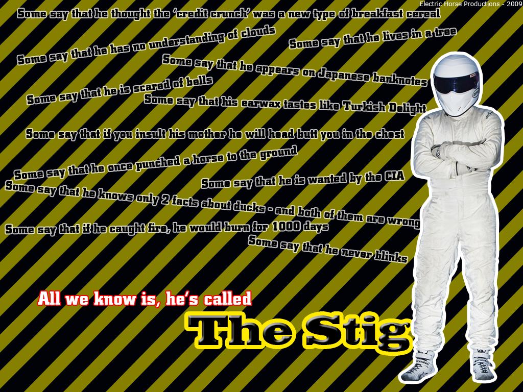 The Stig Wallpapers Wallpapersafari