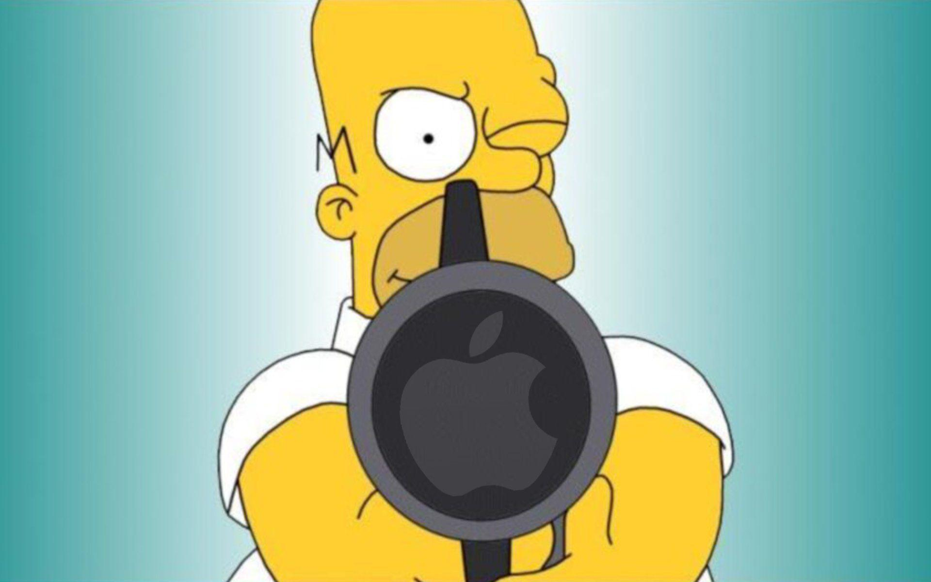 Homer Simpson Desktop Wallpapers 1920x1200