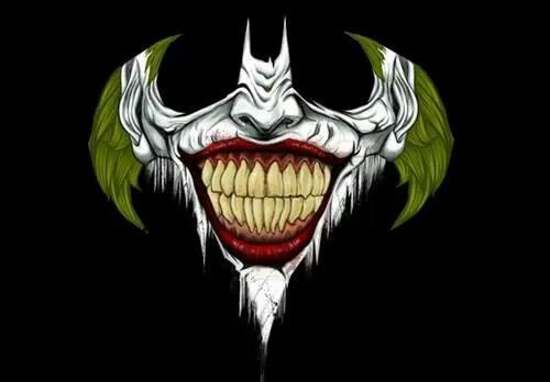 Sick Batman Joker phone wallpaper BATMAN Pinterest 500x348