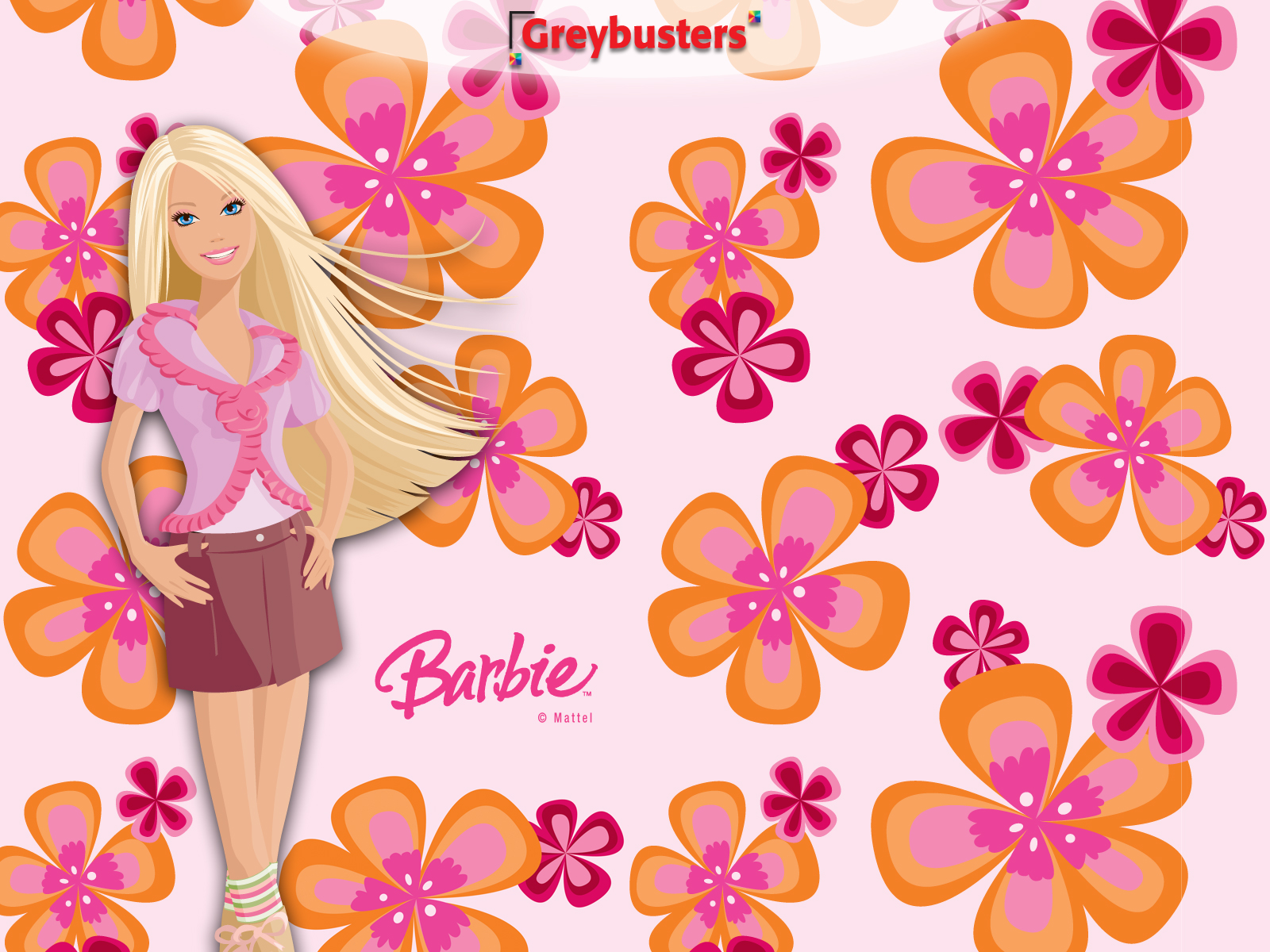 50 Barbie Wallpaper For Computer On Wallpapersafari