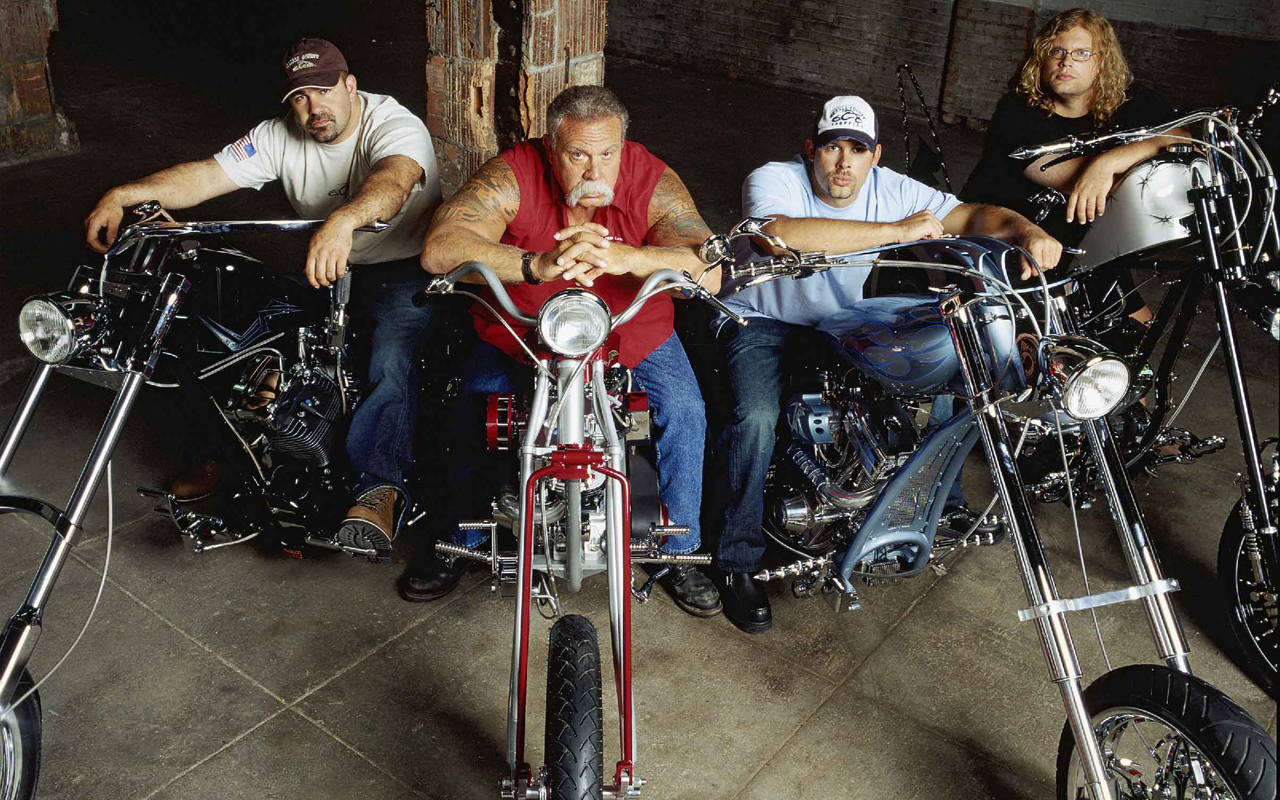 Wallpaper downloads desktop wallpaper Orange County Choppers 1280x800