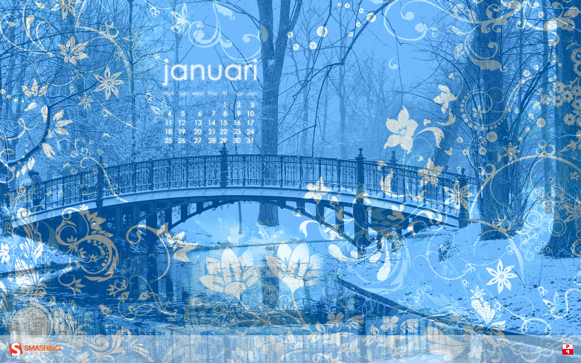 1920x1200 Dutch Winter desktop PC and Mac wallpaper 1920x1200