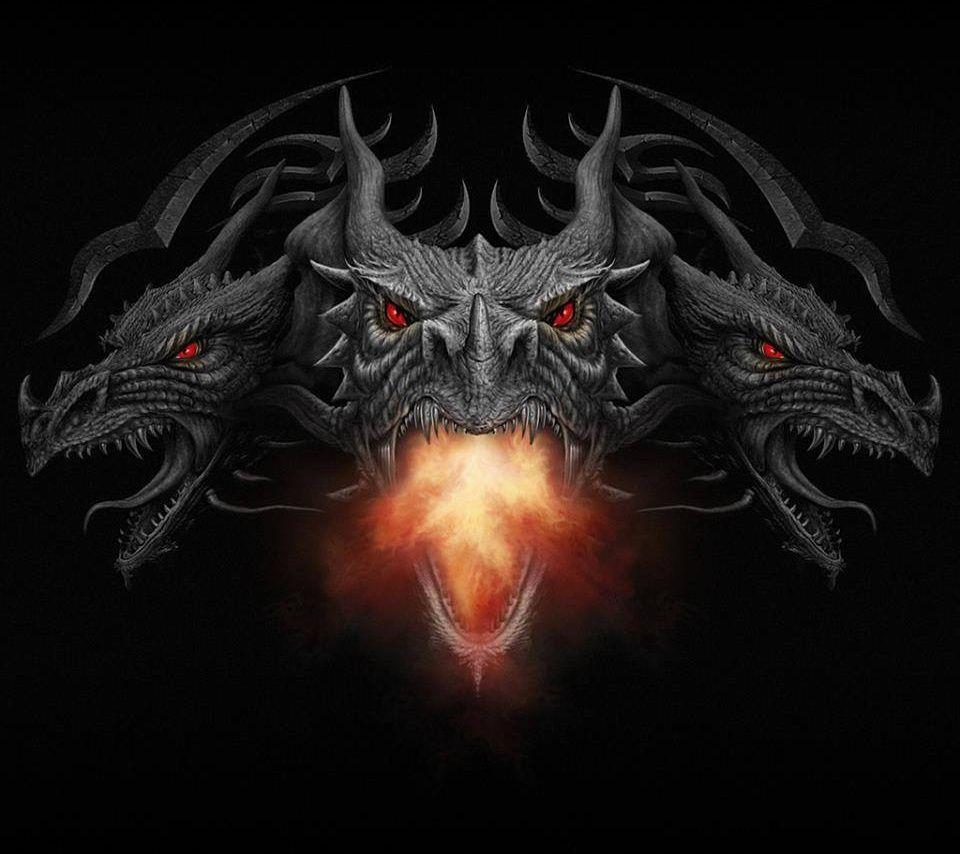 Animated Dragon Wallpaper