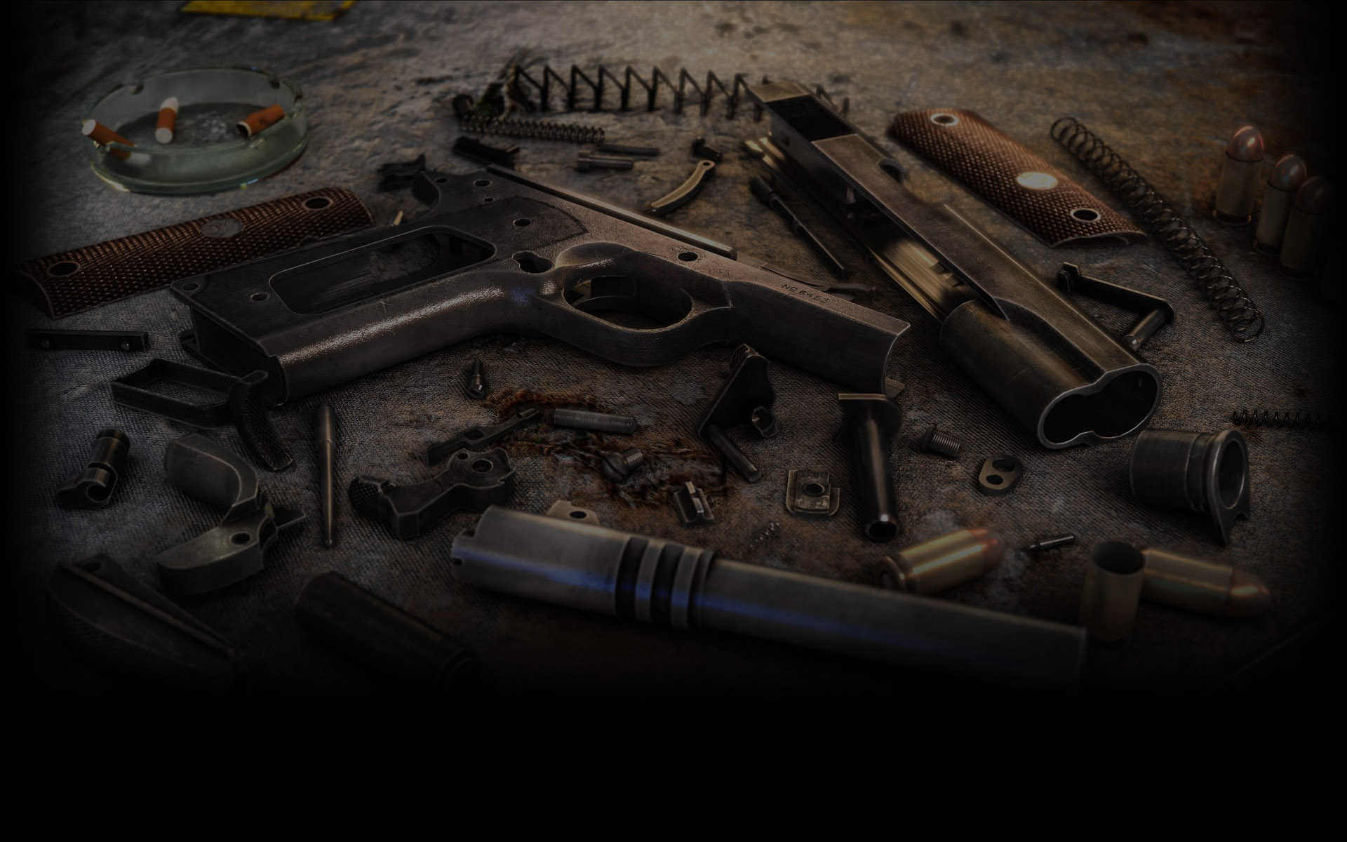 Steam Community Market Listings for 262410 Colt M1911 background 1920x1200