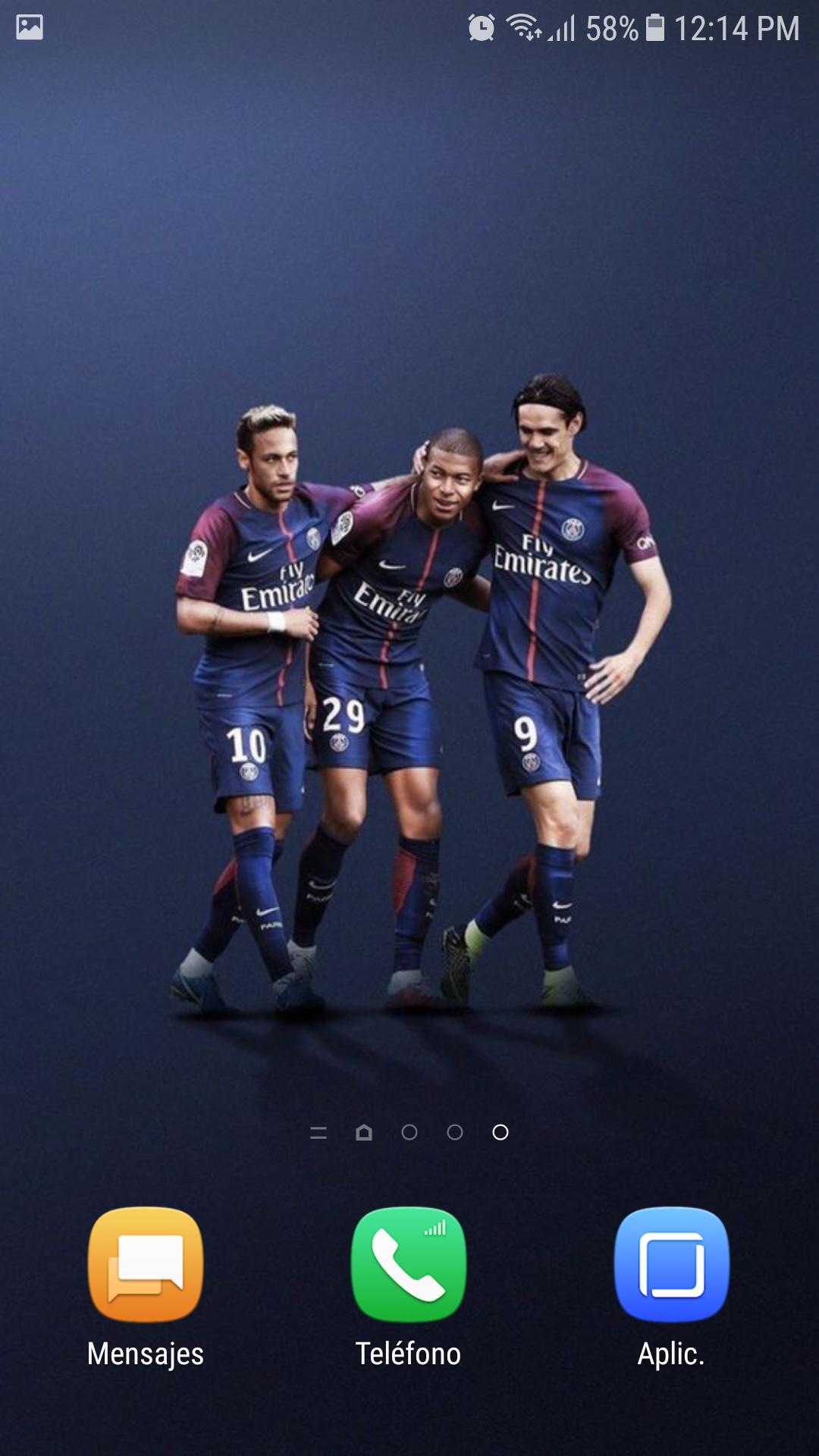 PSG Paris Saint Germain Wallpapers 1080x1920