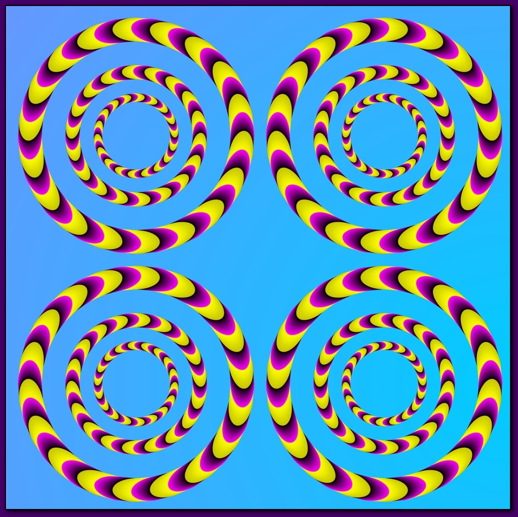 Photos illusion car moving optical illusion spectacular optical - Moving Optical Illusions Pictures Magic Eye Picture Optical Illusions