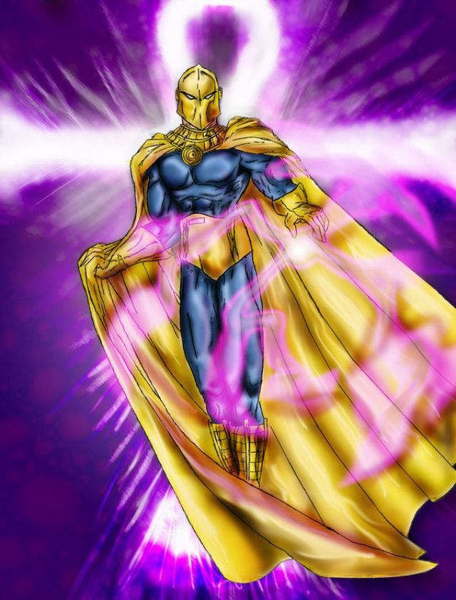 Doctor Fate Dc heros Pinterest 640x841