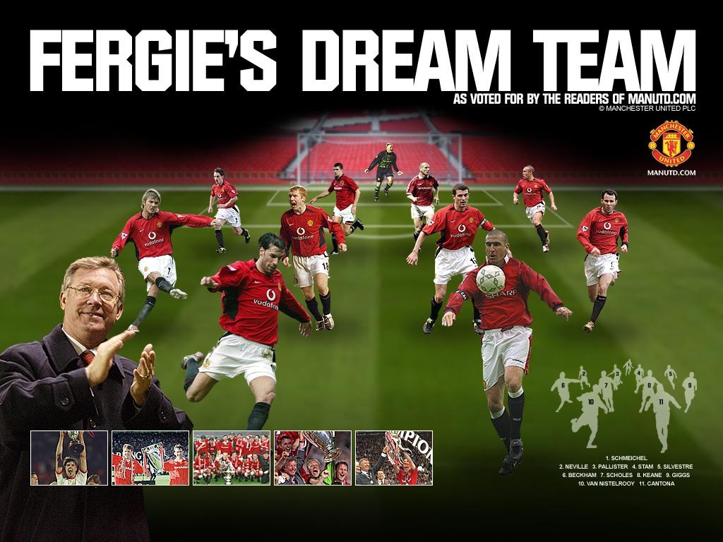 MySpace Layouts Manchester United Wallpapers Man Utd Wallpaper 1024x768