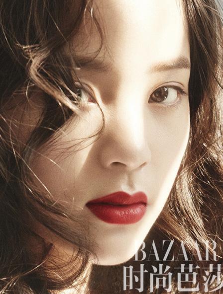 Beautiful XYZ Gossip Nana Ou yang poses fashion photos 448x592