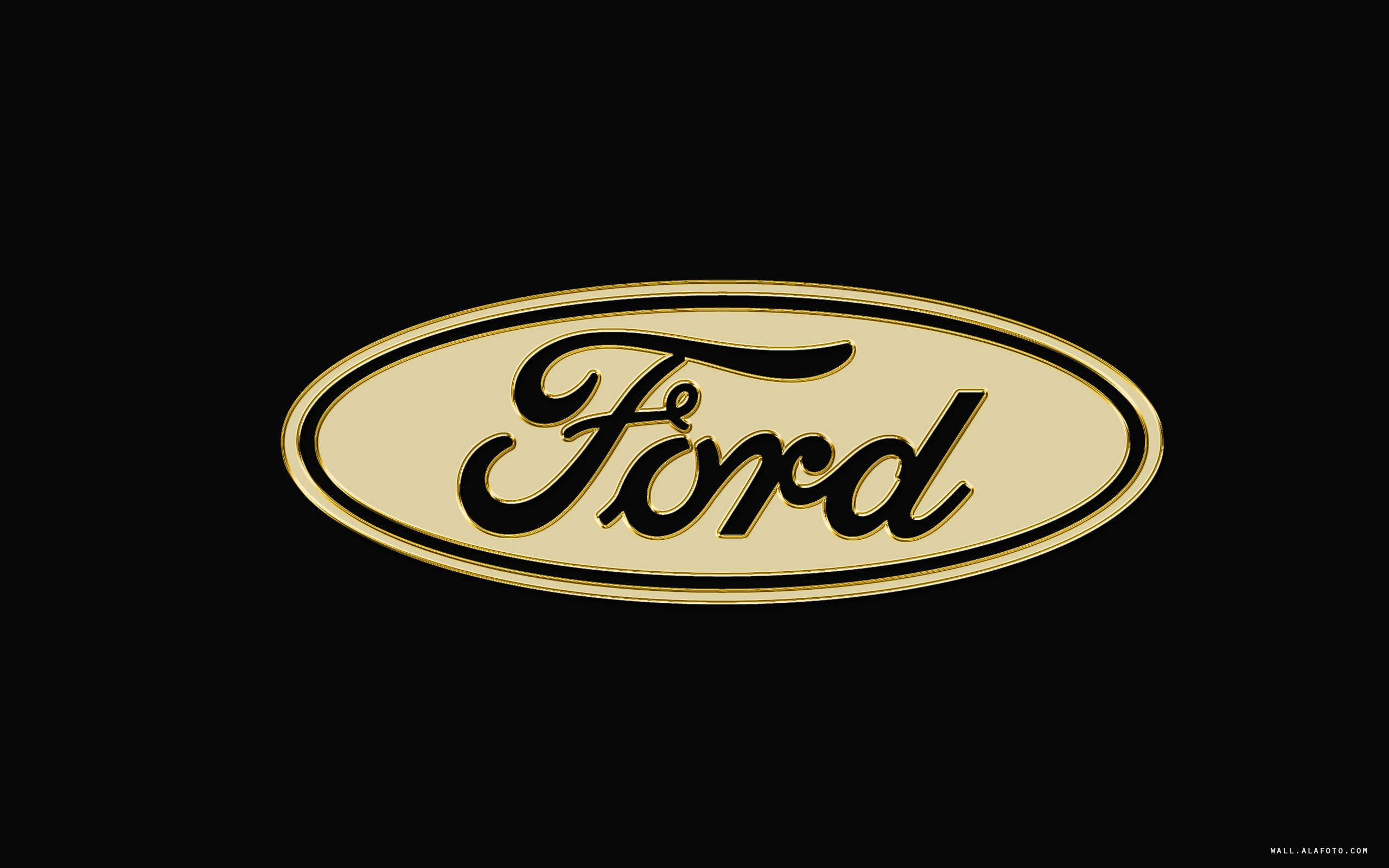 Ford Cars Logos   Ford logo 101   Alafoto Wallpapers 2560x1600