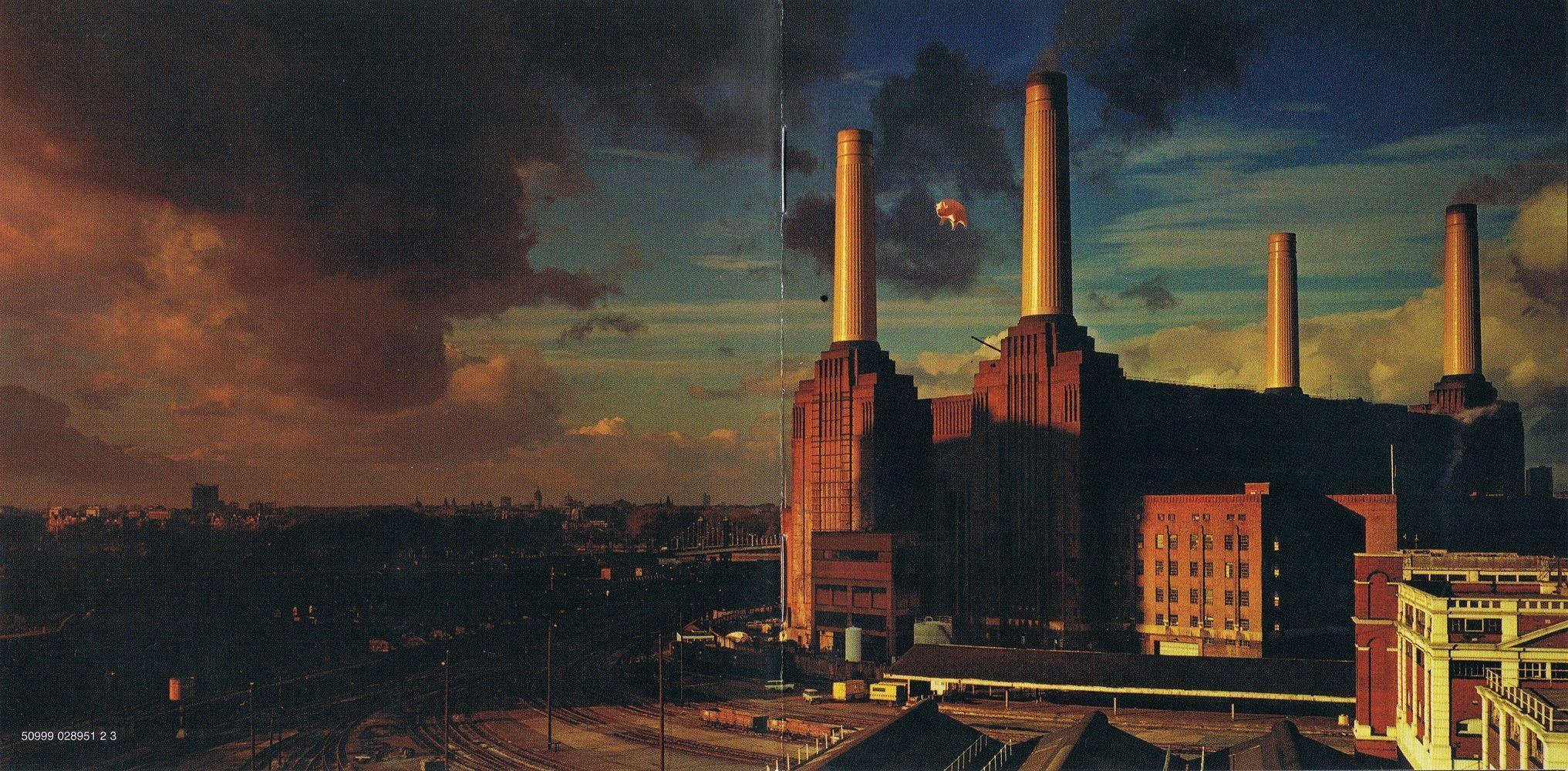Pink Floyd Animals Wallpapers 2033x1000