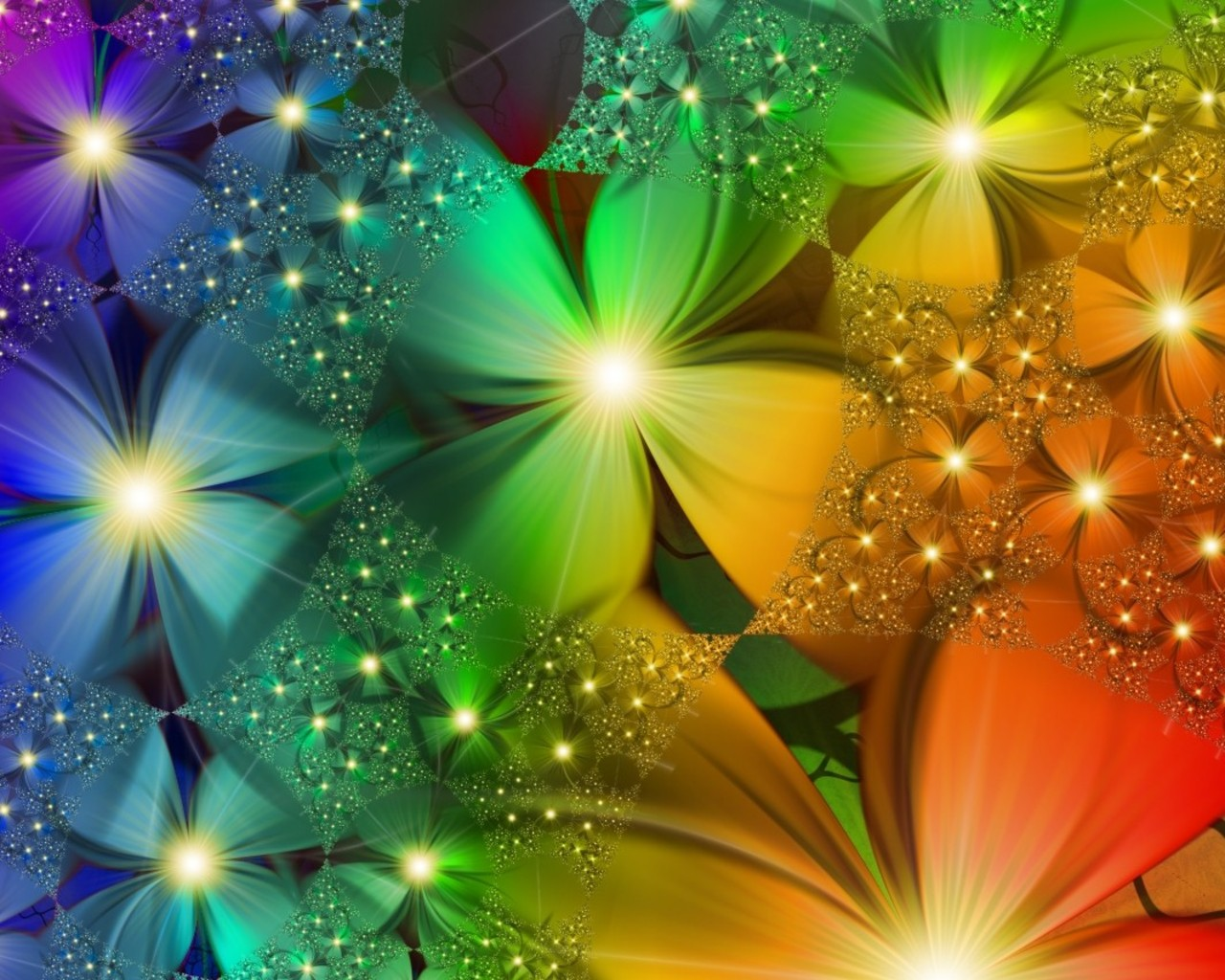 for our visitors 50 Incredible Cool Colorful Digital Art Wallpapers 1280x1024