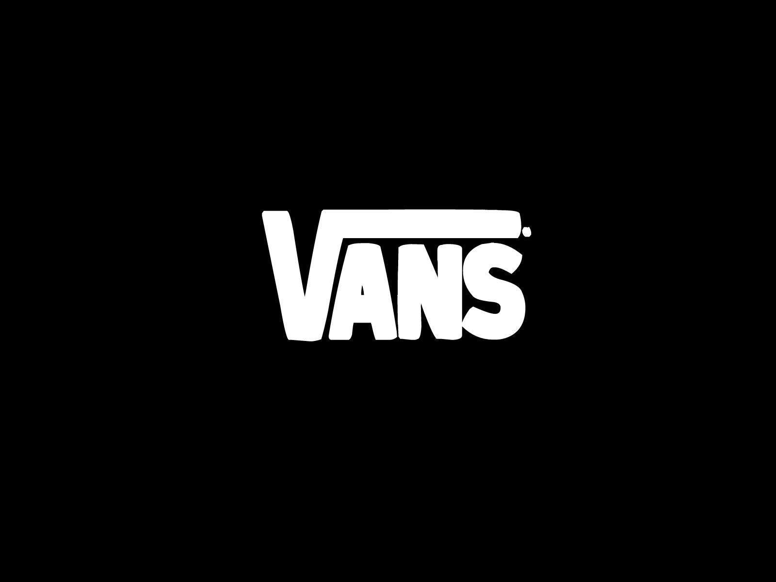 Vans Logo Wallpapers 1600x1200
