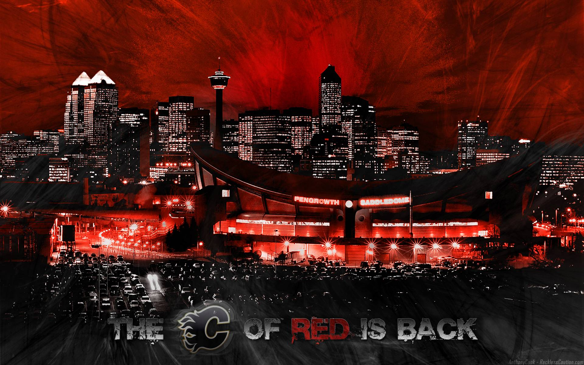 Calgary Flames Wallpapers 1920x1200