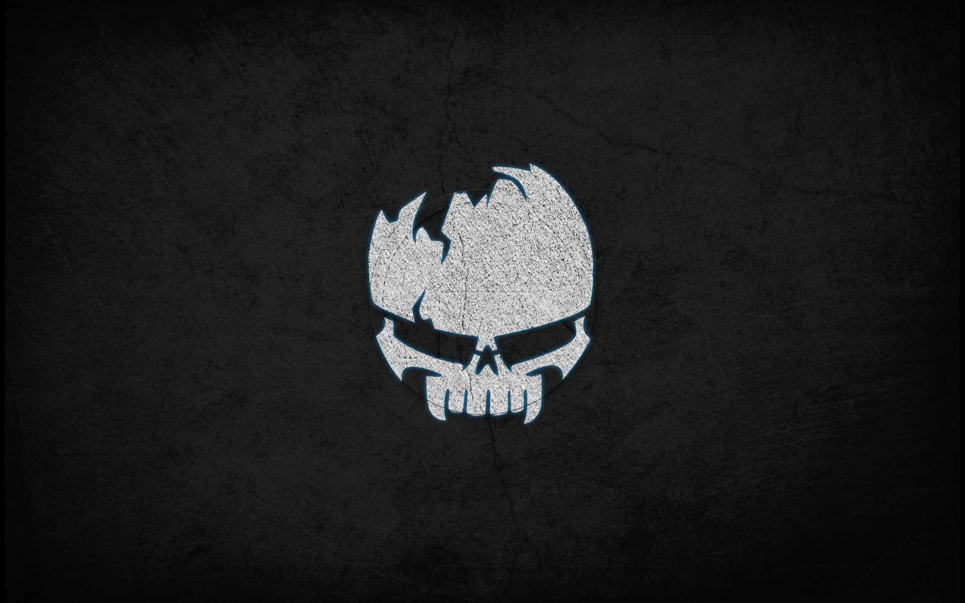Skull Logo HD WallpaperWelcome To StarChop 1920x1200