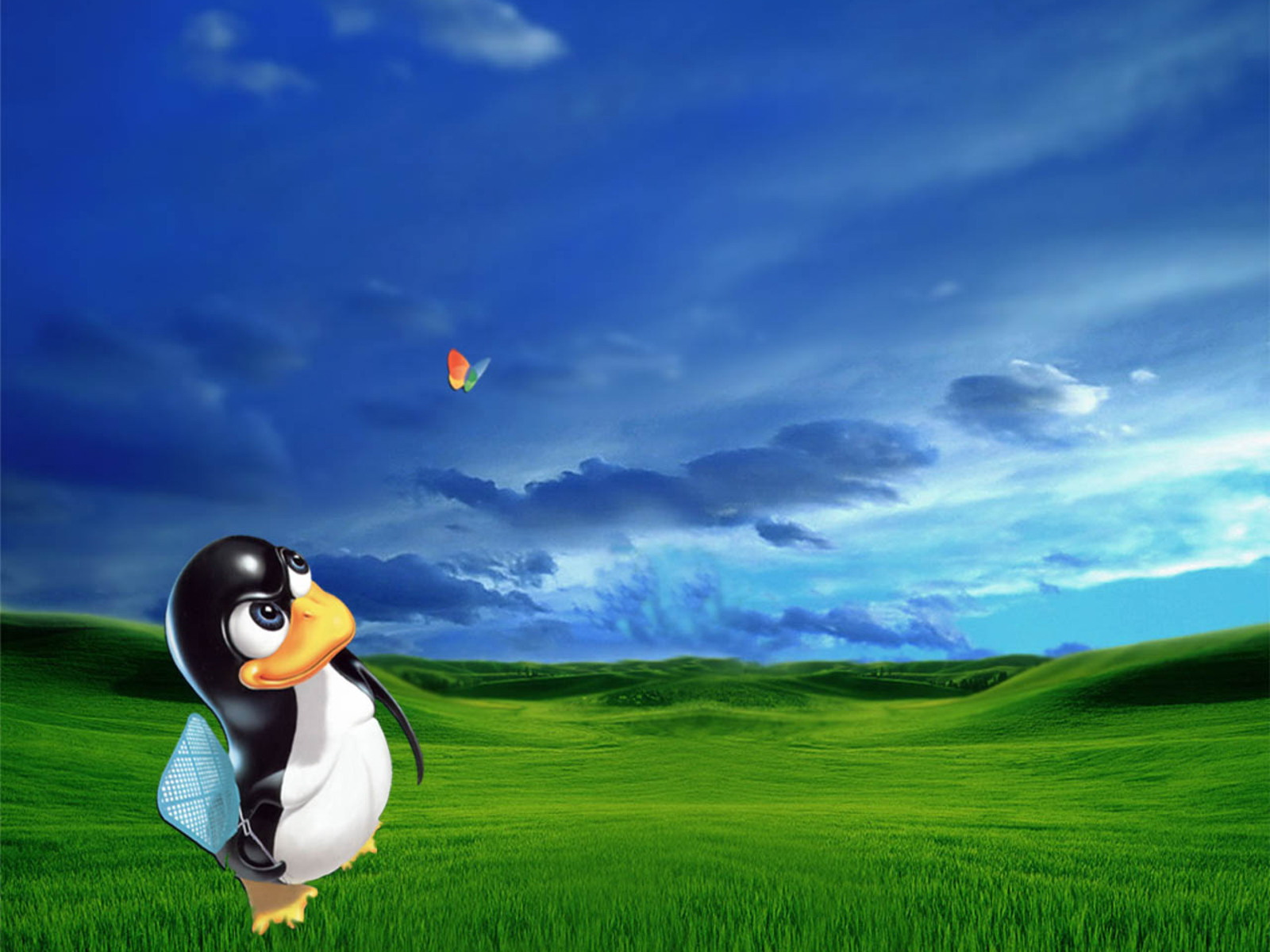Wallpapers Linux 18159 Wallpaper Wallpaper hd 1600x1200