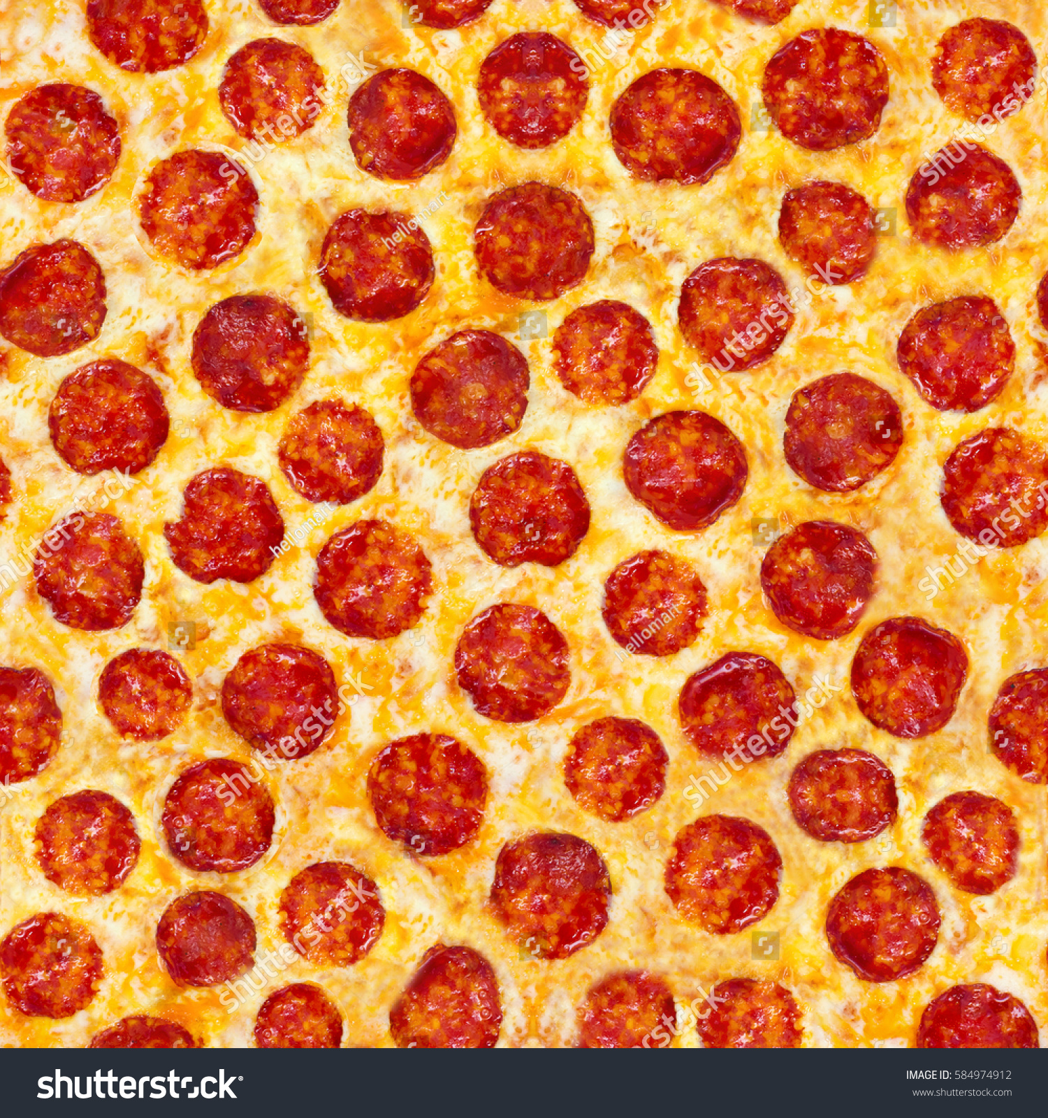 Pepperoni Pizza A seamless food Stock Photo 584974912   Avopixcom 1500x1600