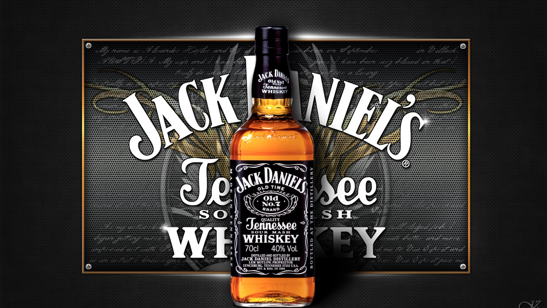 Jack Daniels Wallpaper   HD Wallpapers Backgrounds of Your 1920x1080