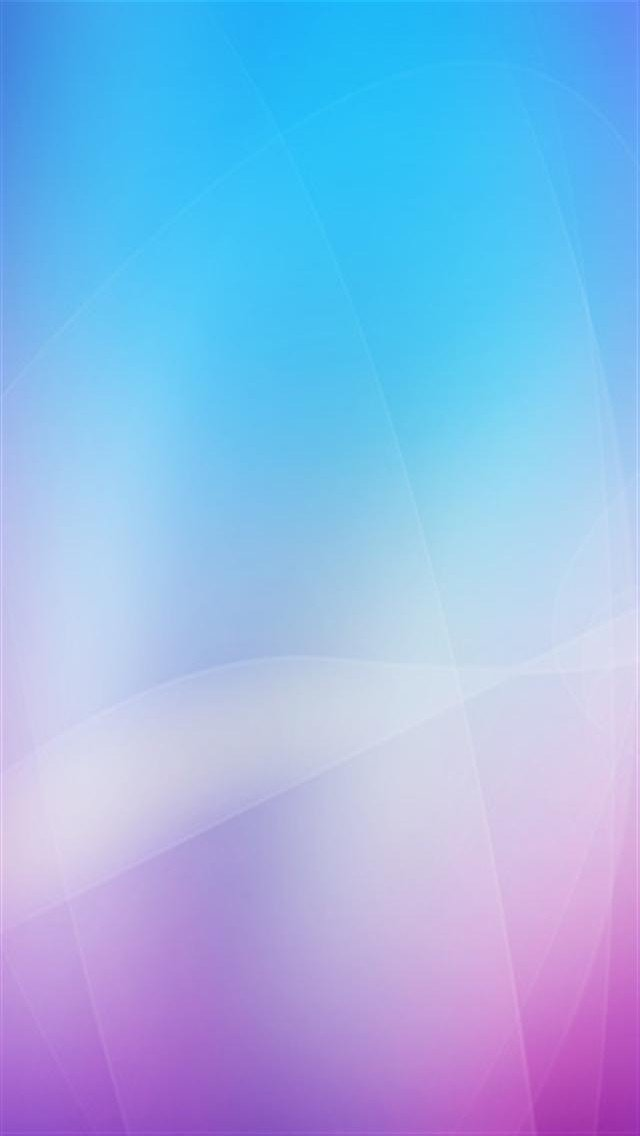 Blue to Purple Background iPhone Wallpapers iPhone 5s4s3G 640x1136