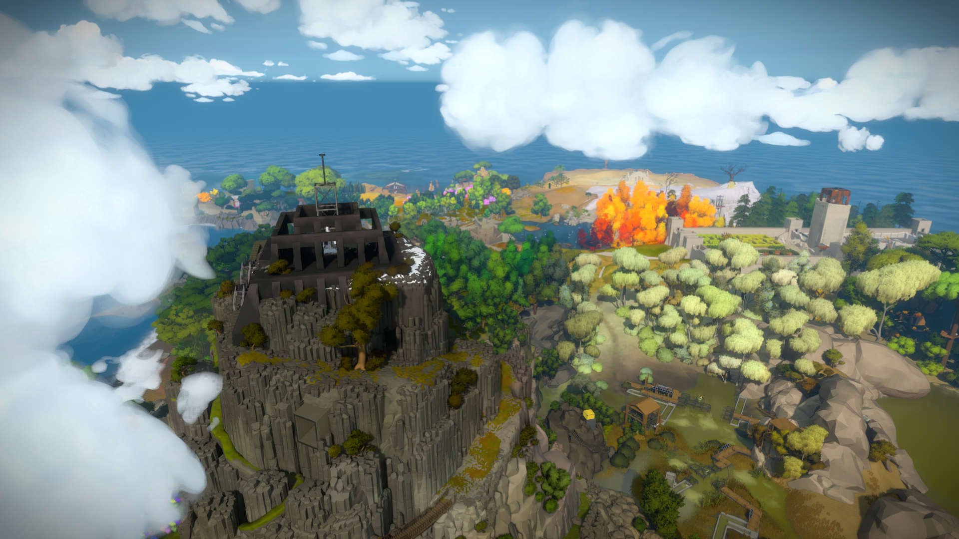 7 HD The Witness Wallpapers 1920x1080