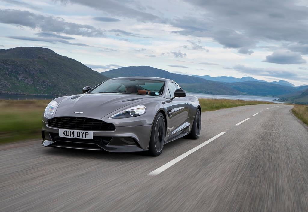 Aston Martin Vanquish Car Wallpapers 2015 Automobiles 1024x706