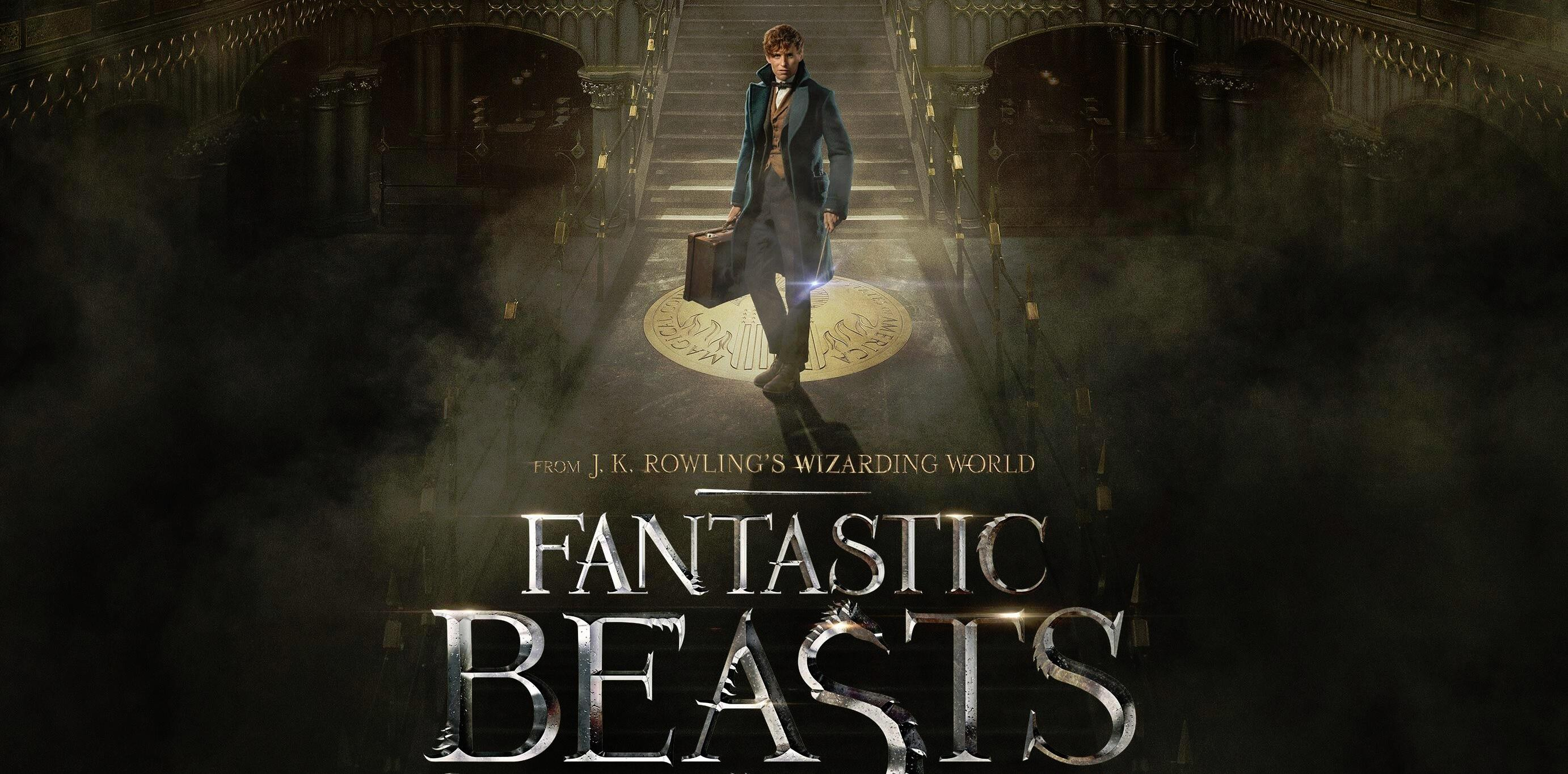 Fantastic Beasts and Where to Find Them HD Wallpapers 2764x1364