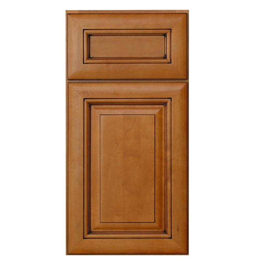 Glazed Maple Kitchen Cabinet Door 844x874