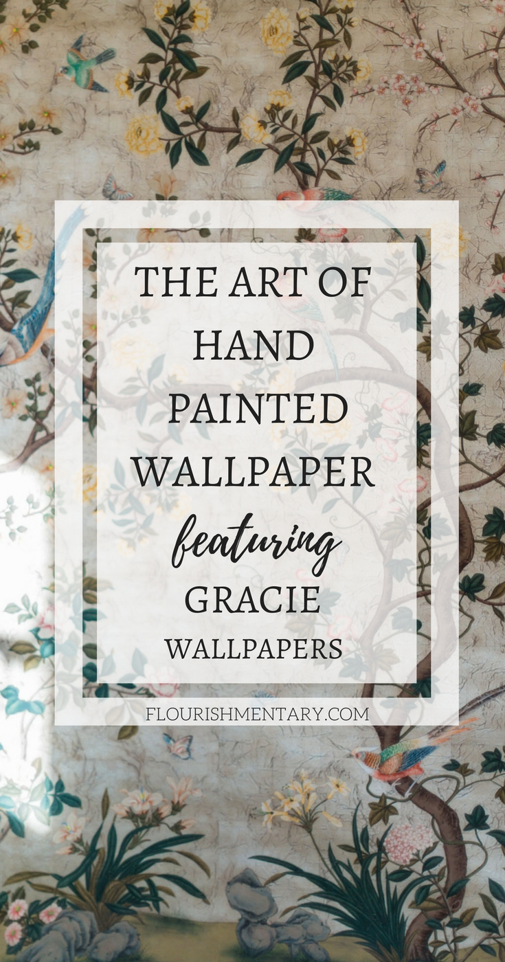 Gracie Wallpapers   120 Years Of Hand Painted Perfection 735x1400