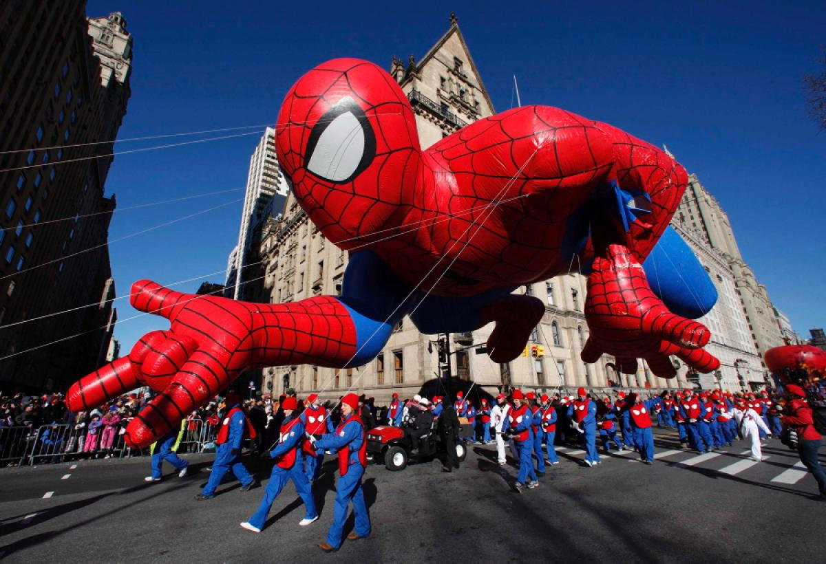 The 89th Annual Macys Thanksgiving Day Parade is Less Than a Week 1200x820