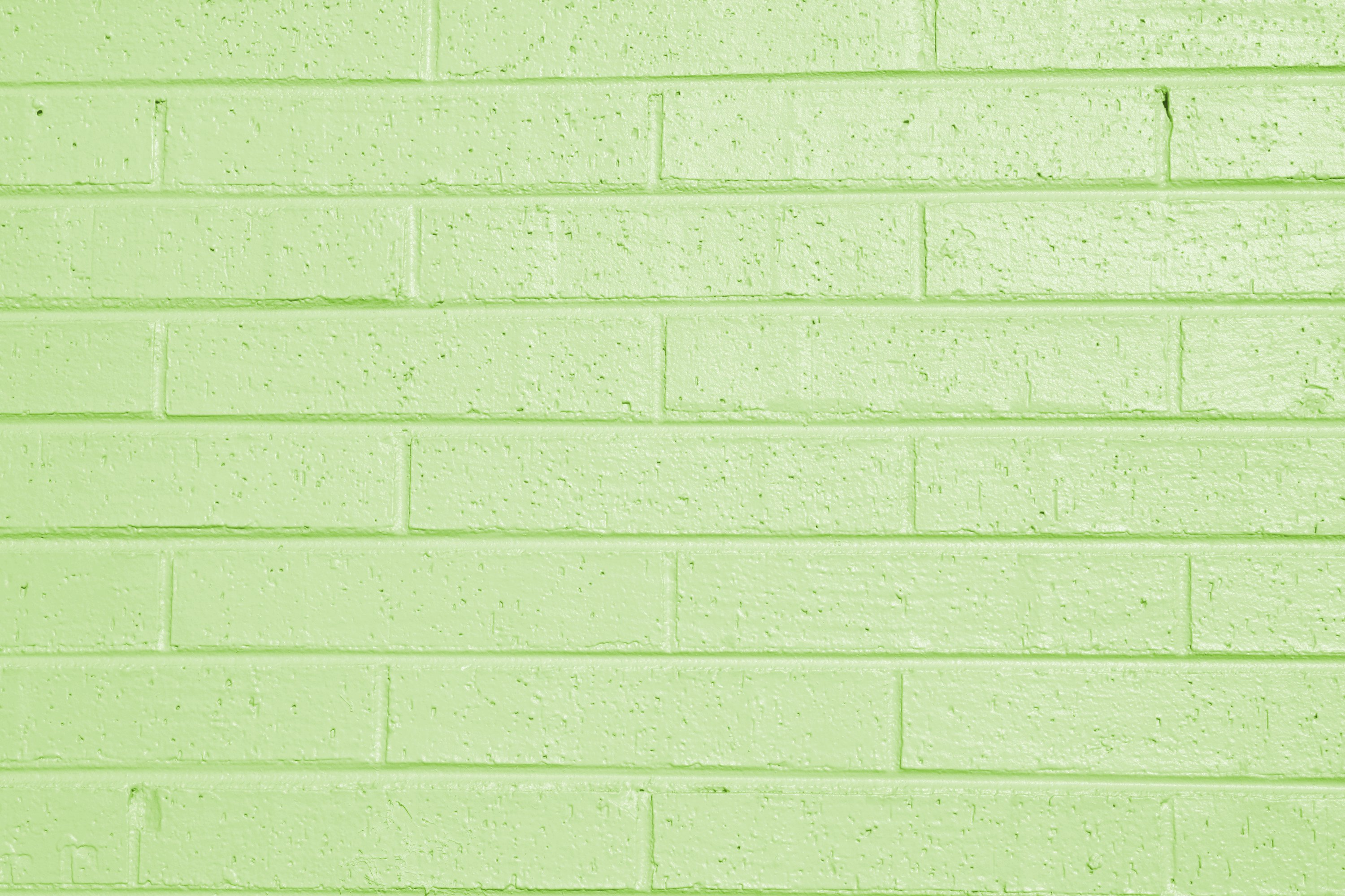 Free Download Lime Green Painted Brick Wall Texture High